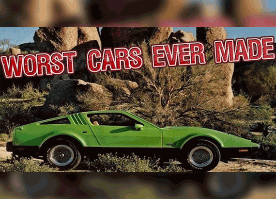 Top 25 Worst Cars Ever Made