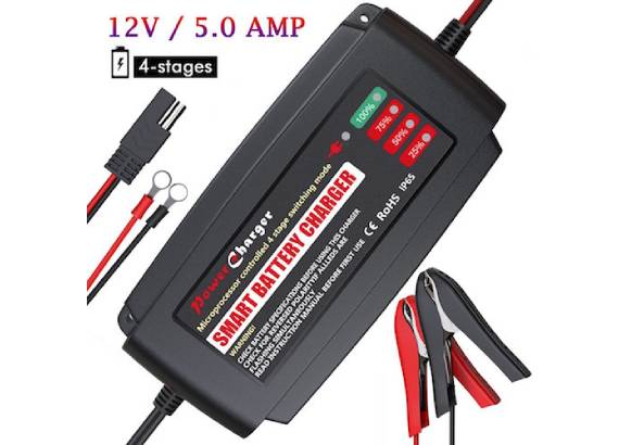 Top Ten Best Jump Starters and Battery Chargers of 2019