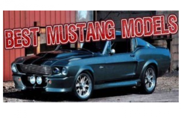 Top 10 Ford Mustangs of All-Time