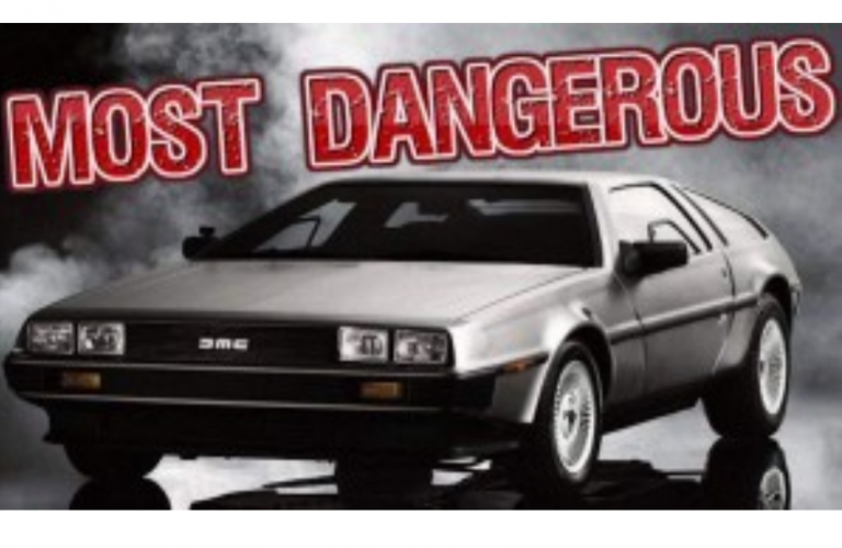 Top 10 Most Dangerous Cars Ever Made