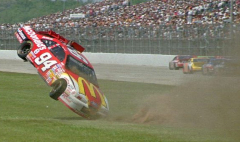 Top 10 Most Horrific NASCAR Crashes of All-Time