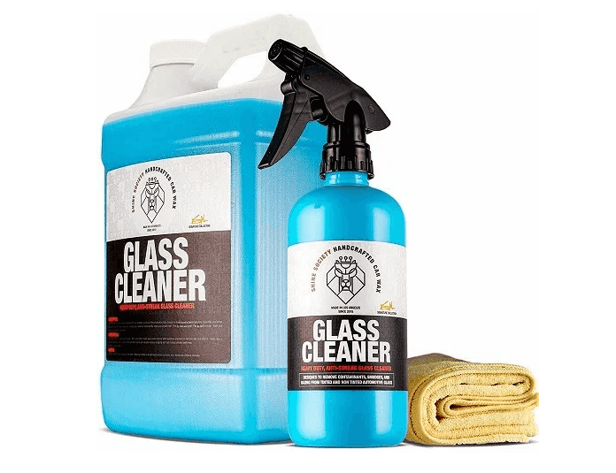 Top 10 Best Car Glass Care Products of 2021