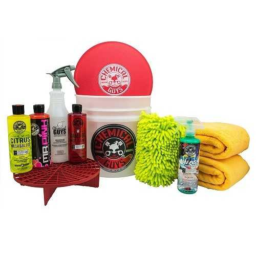 Top 10 Best Car Cleaning Kits of 2021