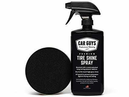 Top Ten Best Car and Truck Tire Care Products of 2021
